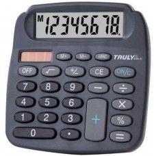 Asztali napelemes számológép 8 karakteres Truly 808A-8 Ft Ár 1,139