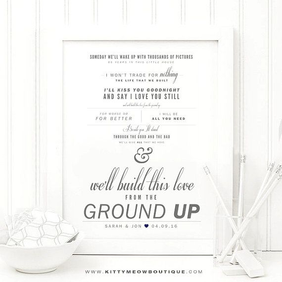 From The Ground Up Sheet Music With Lyrics: 293 Best Song Lyric Art Prints Images On Pinterest