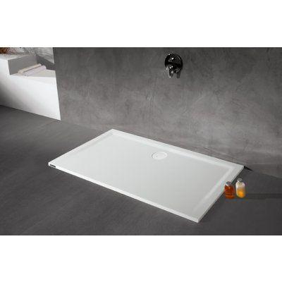 Brodzik prostokątny 80 x 90 cm typ B-M/Space Sanplast Space Mineral 645-290-0320-01-000