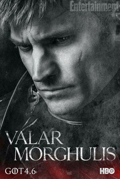 Jaime Lannister ~ Game of Thrones Season 4