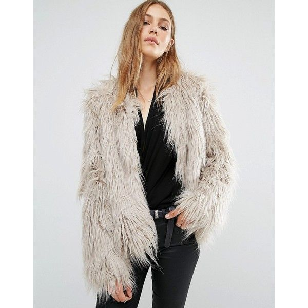 Best 20  Cheap faux fur coats ideas on Pinterest | Cheap fur coats ...