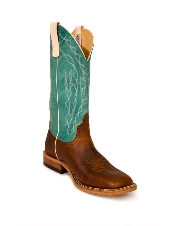 830a15b9c10 Anderson Bean Briar/Turq | Mike's Man Boots | Anderson bean boots ...