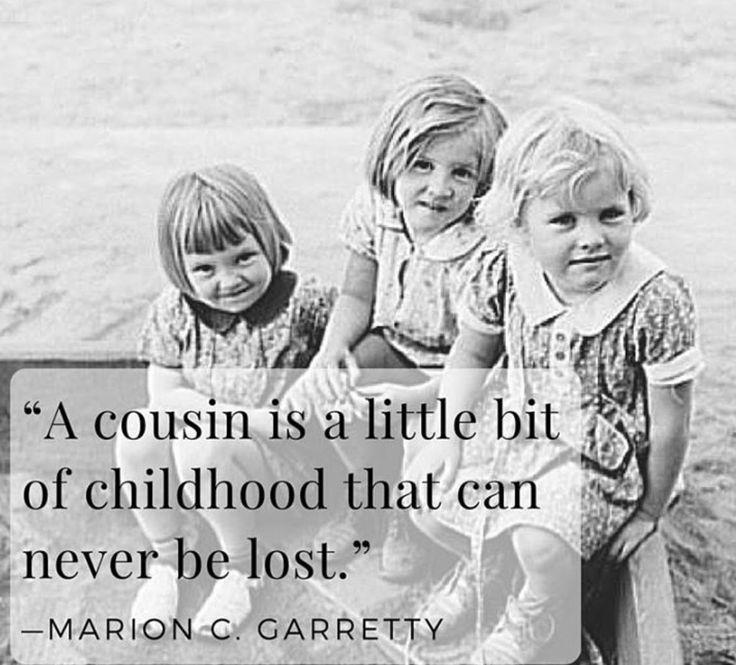 Best 20+ Best Cousin Quotes Ideas On Pinterest