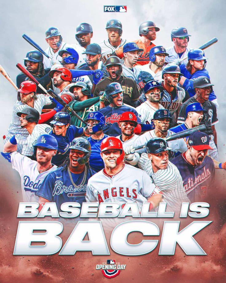 Pin by Jim Keneagy on BASEBALL in 2020 Baseball, Mlb