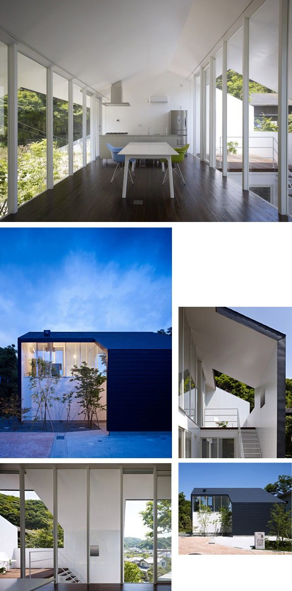 #47%House #KochiArchitects © photo by #DaichiAno #modular #architecture #prefab #industrialización #arquitectura