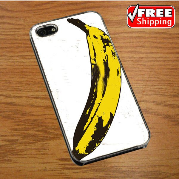 Andy Warhol Design IPHONE 4 | 4S COVER CASE