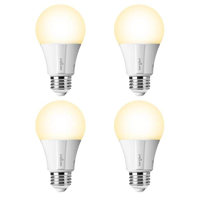 Sengled Smart Led Soft White Element Classic Bulb Hub Required 2700k A19 60w Equivalent Works With Alexa Googl Led Light Bulb Led Bulb Smart Light Bulbs