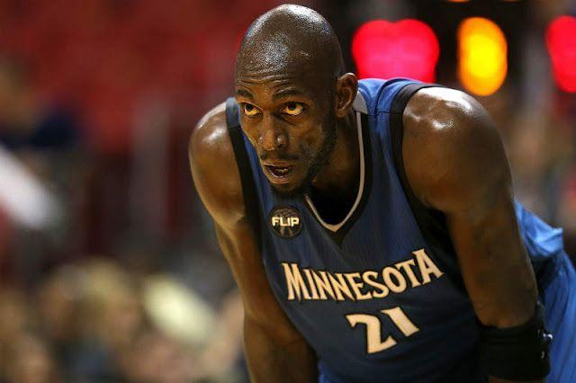#NBA: Minnesota Timberwolves espera la decisión de Kevin Garnett