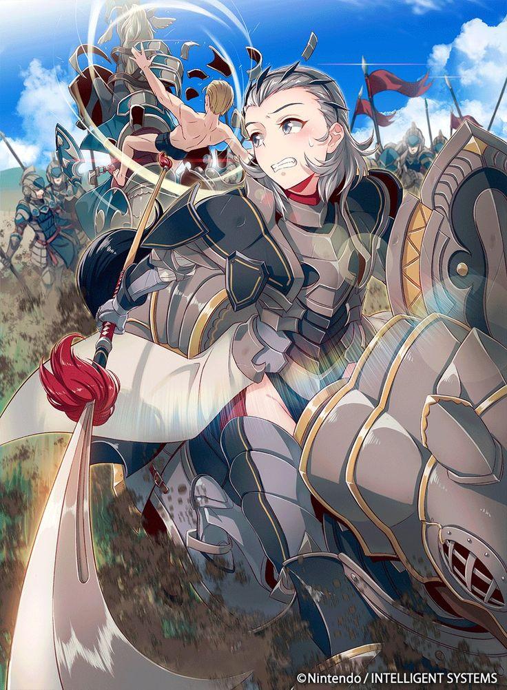 Últimas subidas - Sophie - Artworks e imágenes - Galería Fire Emblem Wars Of Dragons