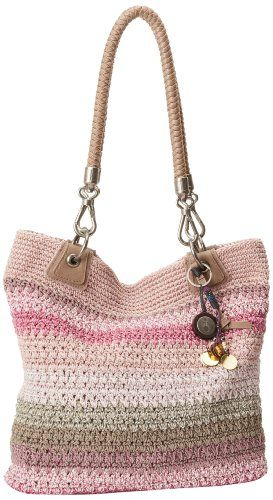 The SAK Bennett Crochet Small Tote
