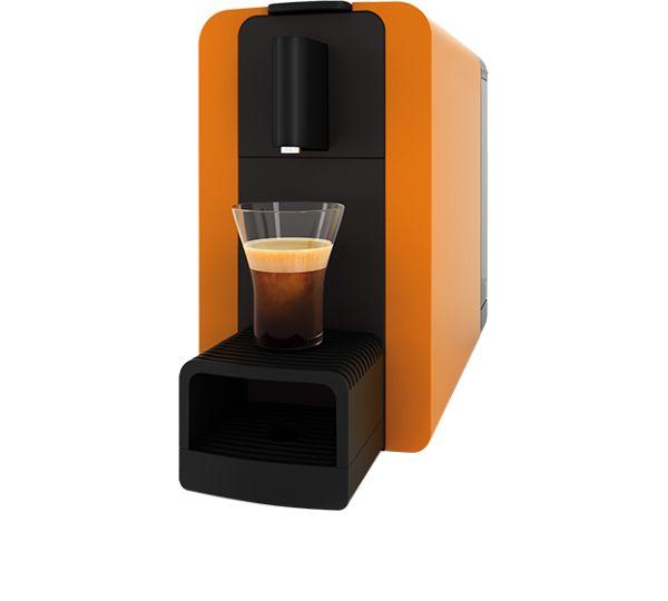 Kaffeemaschine Delizio Compact One Automatisch Racing Orange