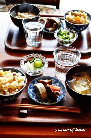 おうちで和食ランチと、春のあおさん by makiさん | レシピブログ ...