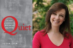 I love Susan Cain's book Quiet - The Power of Introverts in a World That Can not Stop Talking. This book has helped me very much because I'm introverted, and therefore I would very much like to recommend the book to you AND especially if you too are introvert! #introverts #susancain #quiet #empoweringbooks