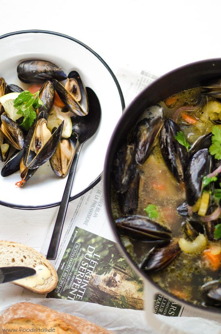 25 best ideas about muscheln kochen on pinterest - Miesmuscheln kochen ...