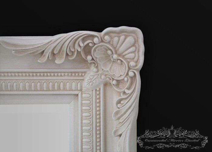 Cream Full Length Mirror
