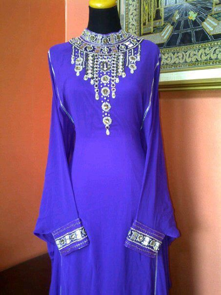 For More Abaya and Kaftan Designs visit  www.thehijabs.com