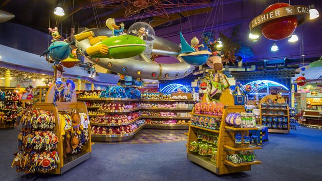Disney Store | Winkels Disneyland Paris | Disneyland Paris