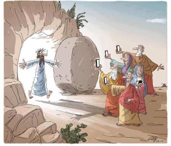 8 awesome Easter pictures you may have missed