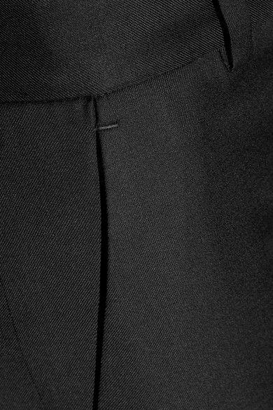 Joseph - Kong Super 100 Wool-twill Slim-leg Pants - Black - FR34