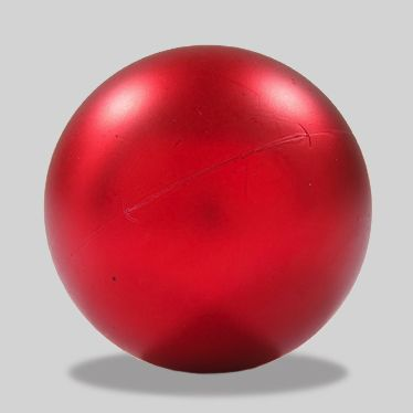 50mm Matt Red ball Code: BAPL005REDM