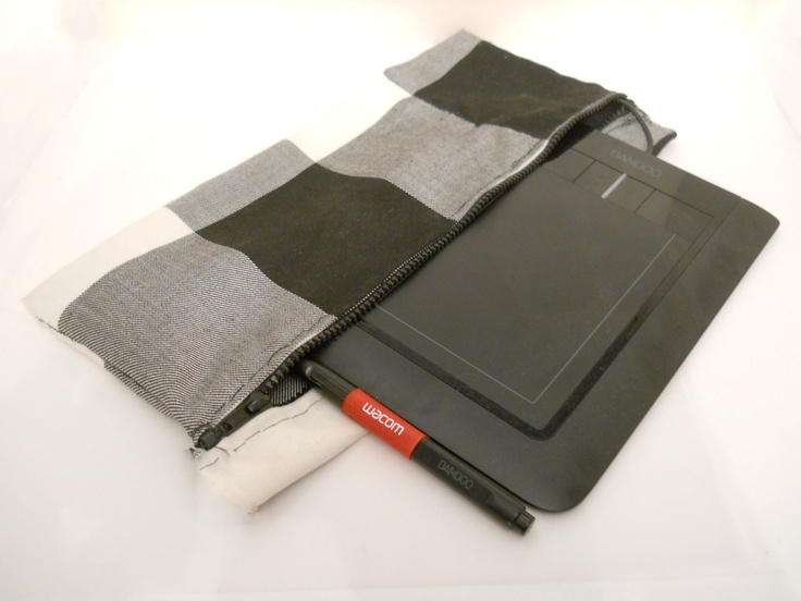 Wacom bamboo pen and touch case. 2011