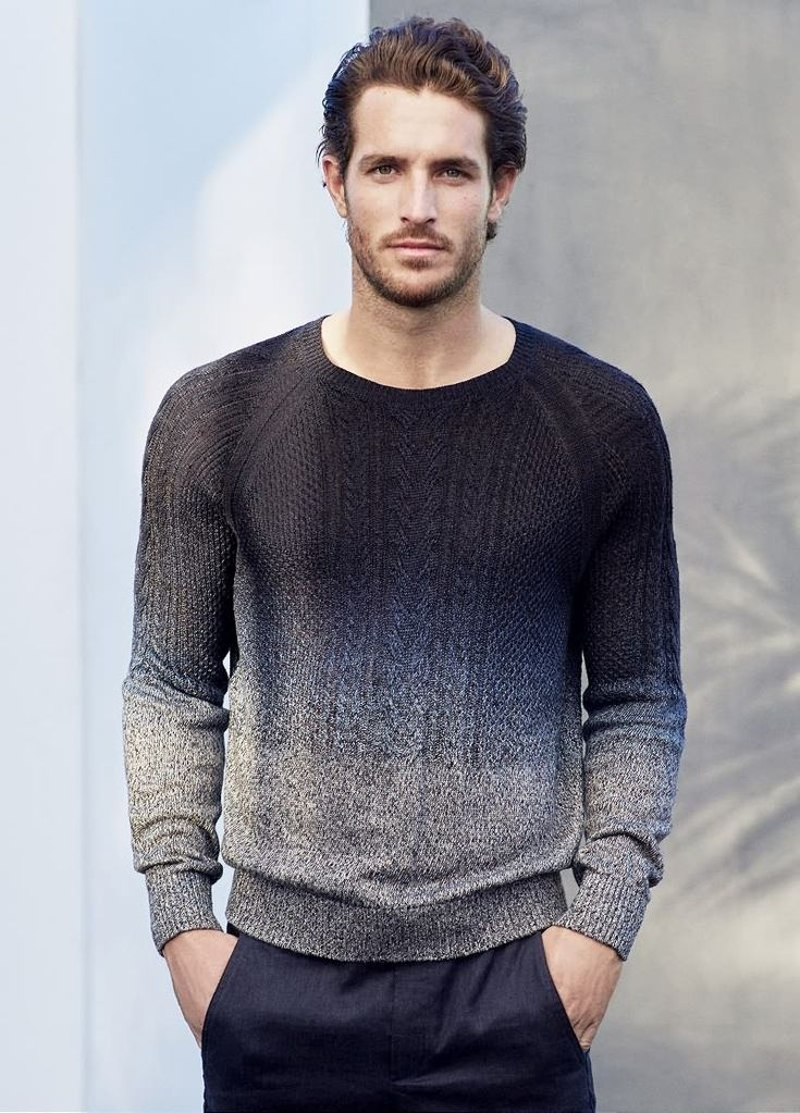 men's fashion & style - Vince S/S 2015 Lookbook