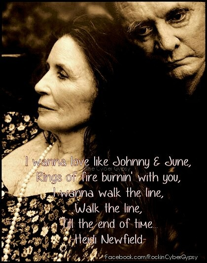 Johnny Cash Quotes About June. QuotesGram