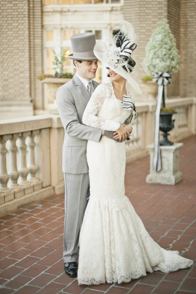my fair lady wedding...crazy!