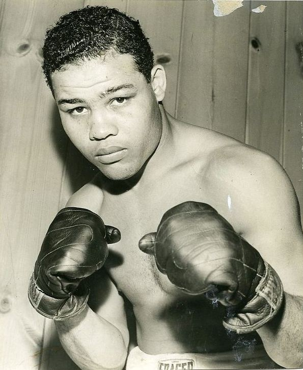 April 12 – d. Joe Louis, American boxer (b. 1914)