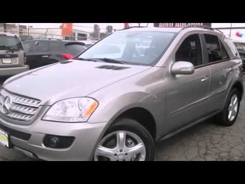 Pre-Owned 2008 Mercedes-Benz ML350 New Jersey NJ