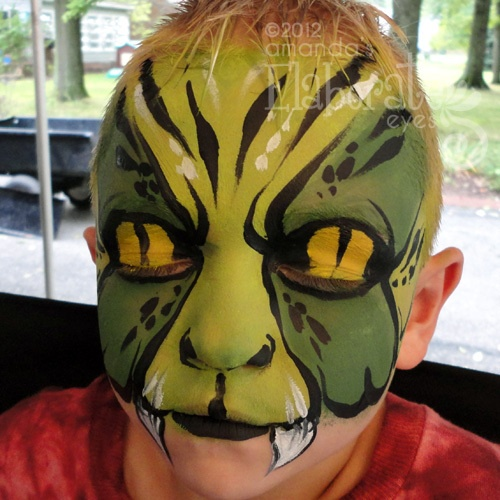 1000+ Images About Boy's Face Painting Designs On