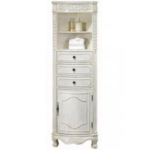bathroom corner cabinet 22 w corner linen cabinet linen cabinets