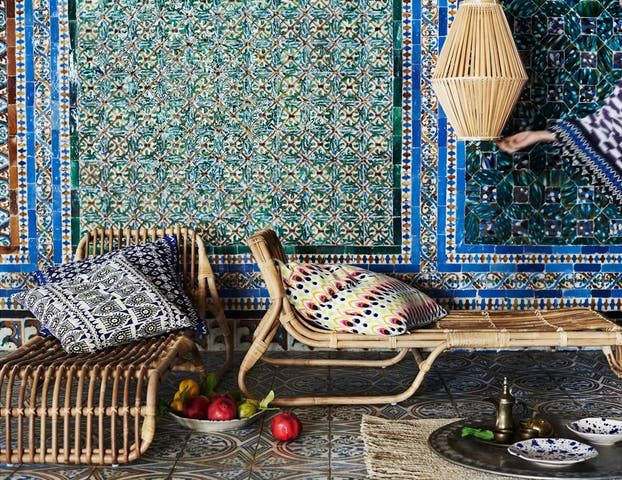 IKEA's New JASSA Collection Is a Boho Lover's Dream | Apartment Therapy