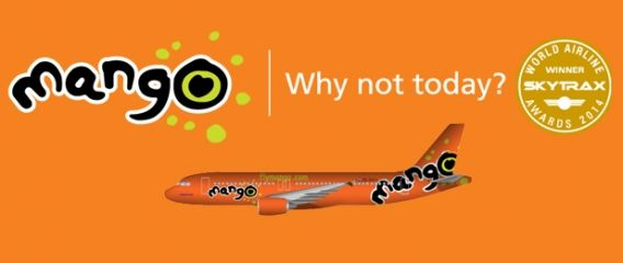 Mango Airlines - If you are looking for specials booked on this page qualify to earn exclusive South Africa. Get online best deal of TO travel vouchers - simply email a writeup of your last flight from domesticflights-southafrica.co.za online.