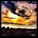 Votre ciel ce soir! #montreal #quebec #livemontreal #sky #skyporn #ciel #photo #météo #weather