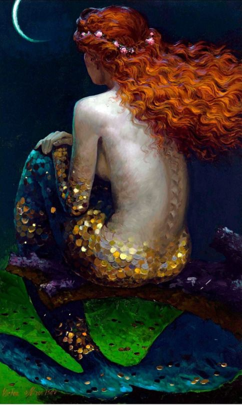 Mermaid - Victor Nizovtsev