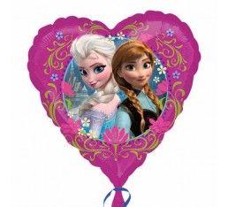 Frozen Hart Ballon 41cm