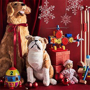 A Gift for your child or pet from The Pet Toy Shop. Check it out!