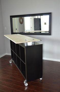 Best 25 moveable kitchen island ideas on pinterest kitchen island rolling island and small - Ikea mobile bar ...
