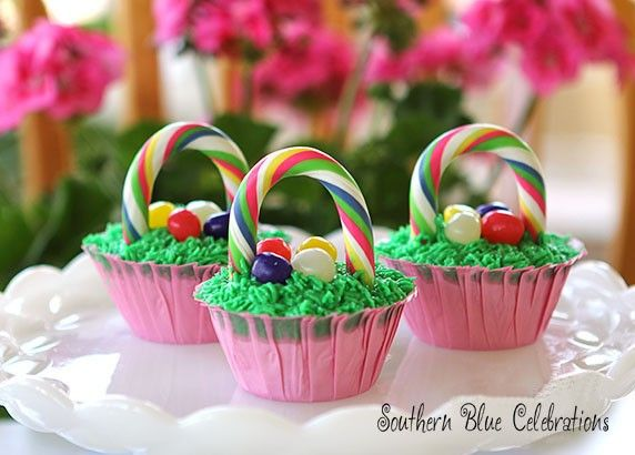 16 best easter basket cupcakes images on pinterest desserts rainbow easter basket cupcakes jelly beans basket cupcakes cupcakes recipe for partyeaster negle Choice Image