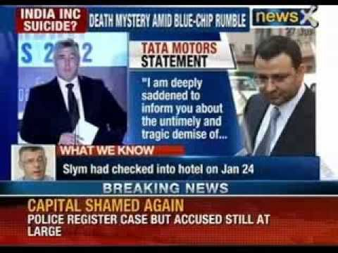 Latest News: Tata Motors MD dies on Sunday at Shangri-La hotel in Bangkok - NewsX