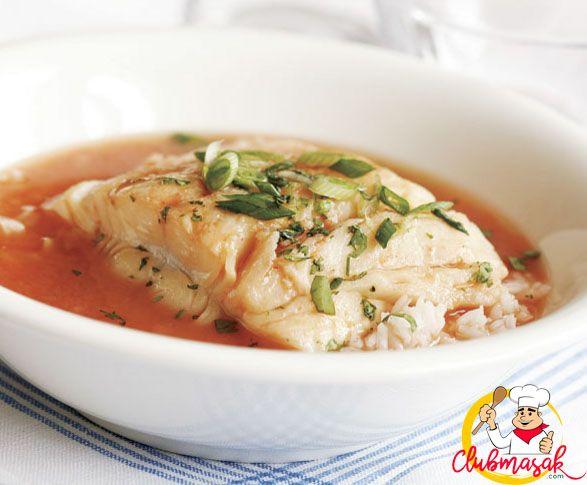 Resep Poached Fish Thai Sauce, Resep Masakan Sehari-Hari Dirumah, Club Masak