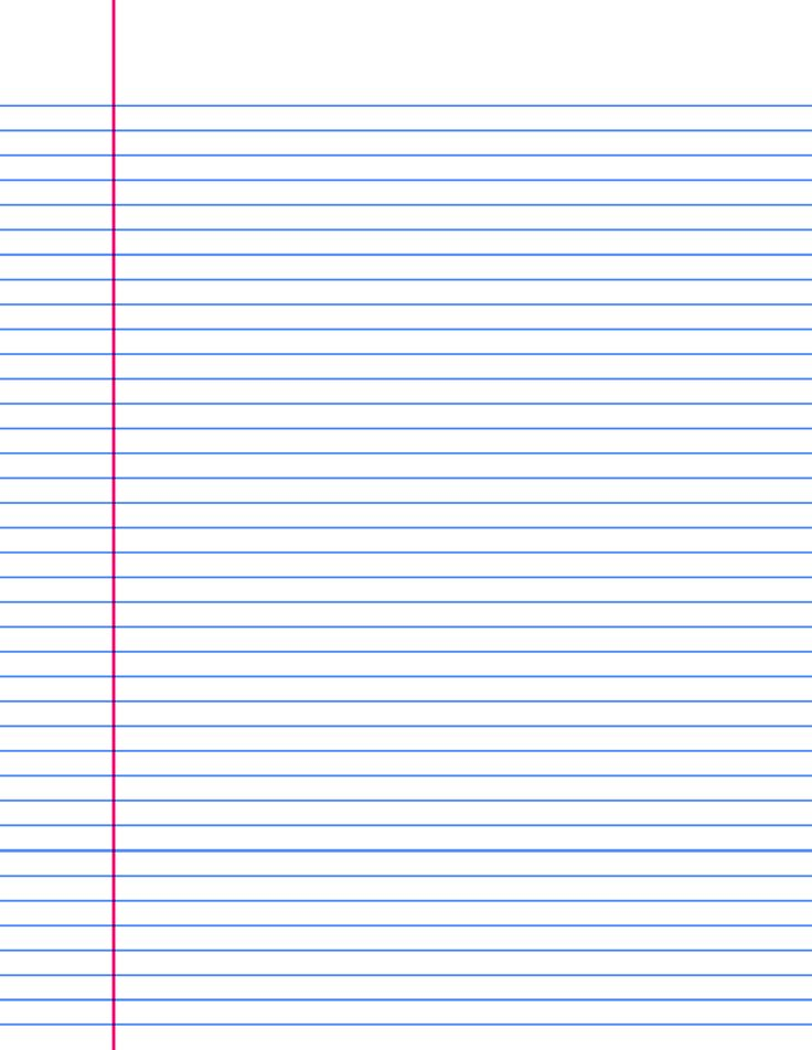 a4 lined paper image lined paper with blue lines college