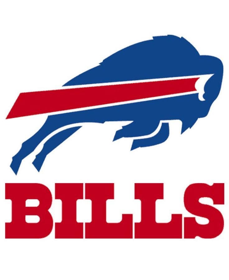 Rico Industries Buffalo Bills Static Cling Decal