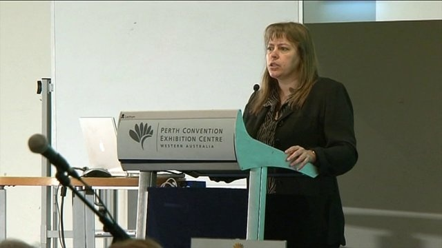 Dr Helen Milroy (Australia)  HEARING VOICES AND THE COMPLEXITY OF MENTAL HEALTH ISSUES FROM AN ABORIGINAL PERSPECTIVE