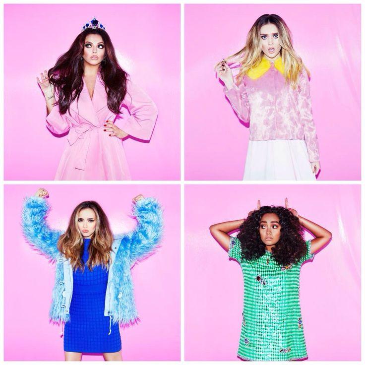 Little Mix photoshoot!