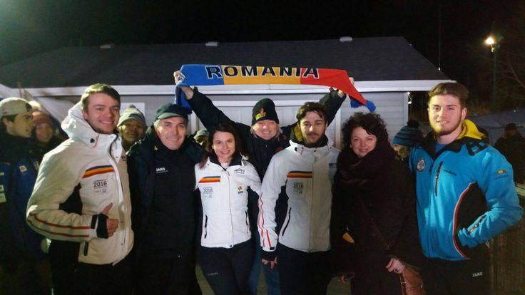 VIDEO Sanie: România a cucerit argintul la Cupa Mondială pentru juniori de la Calgary
