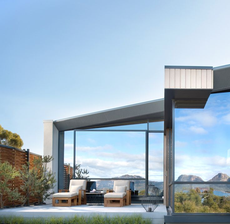 Saffire Freycinet is an architectural masterpiece on Tasmania's unspoiled east coast.