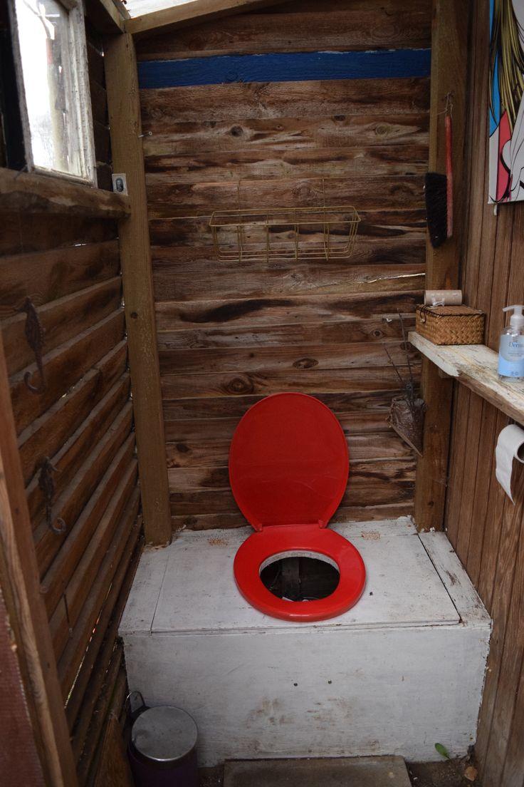 Toilette à Compost Du0027extérieur, Chez Anders Et Rikke
