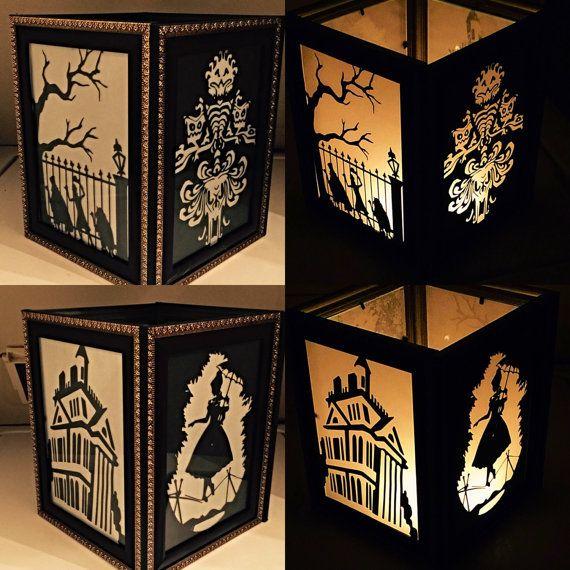 Haunted Mansion Inspired Lantern                                                                                                                                                                                 More